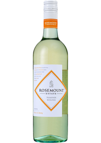 Rosemount Estate Riesling Diamond Label...